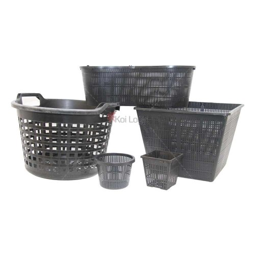 Aquatic Soil & Baskets